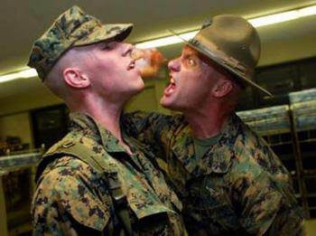 job expected fun drill sergeant